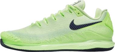 NikeCourt Air Zoom Vapor X Knit - Green (AR0496302)