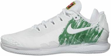 NikeCourt Air Zoom Vapor X Knit - White (AR8835111)