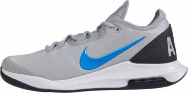 NikeCourt Air Max Wildcard - Lt Smoke Grey/Blue Hero-off Noir-white (AO7351005)