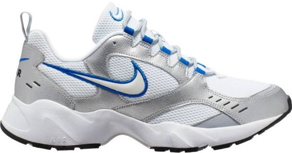 Nike Air Heights - White/Metallic Silver/Wolf Grey/Racer Blue