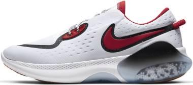 Nike Joyride Dual Run - White Black Gum Light Brown University Red (CW5244100)