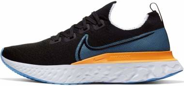 Nike React Infinity Run Flyknit - Black (CD4371007)
