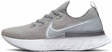Nike React Infinity Run Flyknit - Grey (CD4371003)