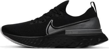 Nike React Infinity Run Flyknit - Black (CD4371001)