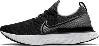 Nike React Infinity Run Flyknit - Black (CD4371012)