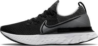 Nike React Infinity Run Flyknit - Black (CD4371012)