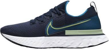 Nike React Infinity Run Flyknit - Blue (CD4371402)