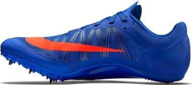 Nike Zoom JA Fly 2 - Azul Naranja Racer Blue Ttl Crmsn Brly Vlt (705373487)