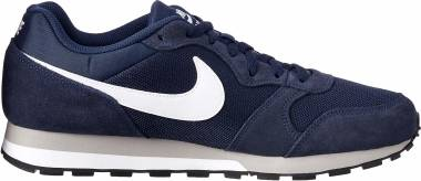 Nike MD Runner 2 - Midnight Navy / White (749794410)