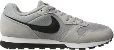Nike MD Runner 2 - Grey Wolf Grey Black White 001 (749794001)