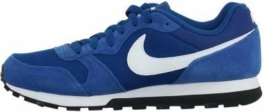 Nike MD Runner 2 - Azul Gym Blue White Black 401 (749794401)