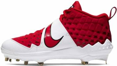Nike Force Air Trout 6 Pro - University Red/University Red-white (AR9815600)