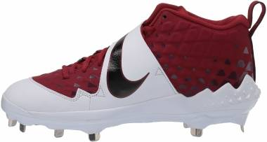 Nike Force Air Trout 6 Pro - Team Crimson/Black/White (AR9815601)