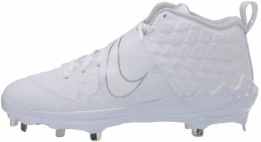 Nike Force Air Trout 6 Pro - White (AR9815100)
