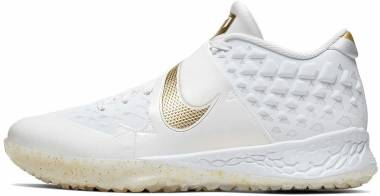 Nike Force Zoom Trout 6 Turf - White (AT3463101)