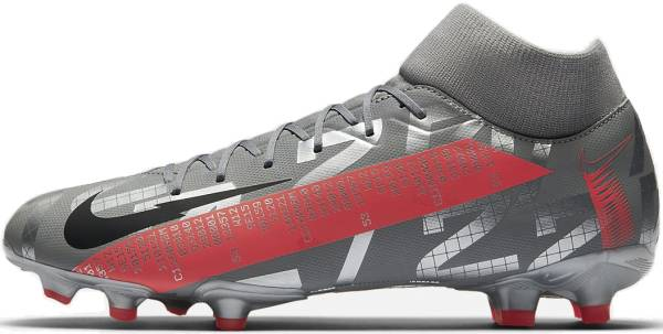 Nike Mercurial Superfly 7 Academy MG - Grey (AT7946906)