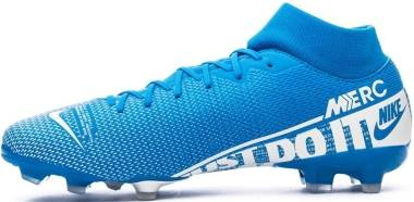 Nike Mercurial Superfly 7 Academy MG - Blue Hero/Obsidian/White