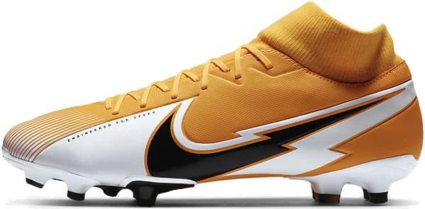 Nike Mercurial Superfly 7 Academy MG - Orange (AT7946801)