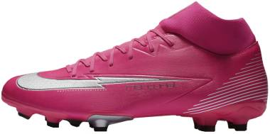Nike Mercurial Superfly 7 Academy MG - Pink (DB5611611)