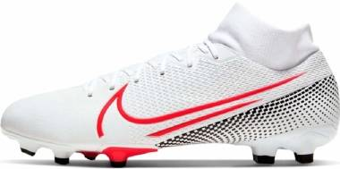 Nike Mercurial Superfly 7 Academy MG - Weiß (AT7946160)