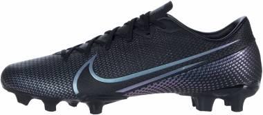 Nike Mercurial Vapor 13 Academy MG - Black Black Black 010 (AT5269010)