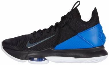 Nike LeBron Witness 4 - Black Clear Hyper Cobalt (BV7427007)