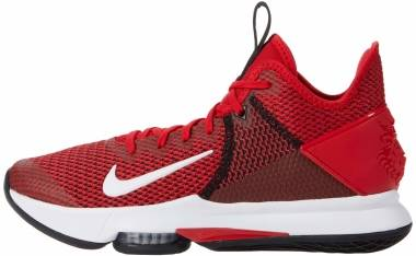 Nike LeBron Witness 4 - Red (CV4004600)