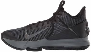 Nike LeBron Witness 4 - Black/Black-iron Grey (BV7427003)