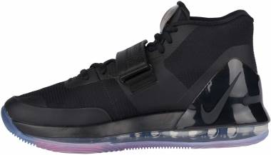 Nike Air Force Max - Black/Pink Blast/Blue Chill/Anthracite (AR0974003)