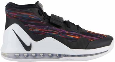 Nike Air Force Max - White-Black-Multi Color