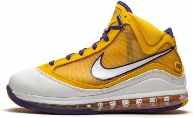 Nike LeBron 7 - Court Purple/White-amarillo (CW2300500)