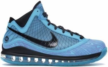 Nike LeBron 7 - Chlorine Blue Black
