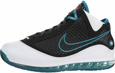 Nike LeBron 7 - White/Black-glass Blue (CU5133100)