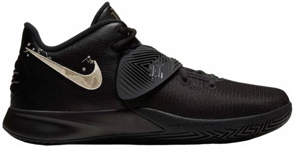 Nike Kyrie Flytrap III - Black/Metallic Gold Star