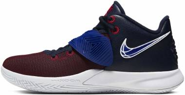 Nike Kyrie Flytrap III - Obsidian Deep Royal Blue Gym Red White (BQ3060400)