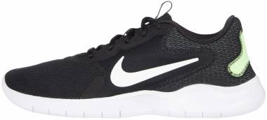 Nike Flex Experience RN 9 - Black/White-ghost Green-iron Grey-particle Grey-violet Star (CD0225005)