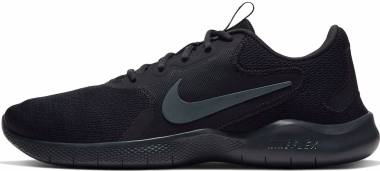 Nike Flex Experience RN 9 - Black/Dark Smoke Grey (CD0225004)
