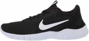 Nike Flex Experience RN 9 - Black/White-dark Smoke Grey (CD0225001)