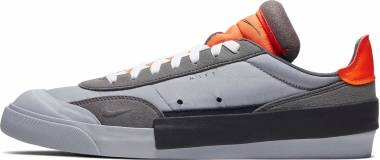 Nike Drop Type LX - Wolf Grey/Black-total Orange-dark Grey (AV6697002)
