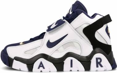 Nike Air Barrage Mid - Blu (AT7847101)