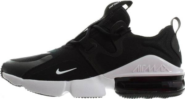 Río Paraná excepto por Observación  Nike Air Max Infinity sneakers in 3 colors (only $72) | RunRepeat