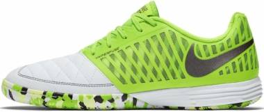 Nike Lunar Gato II IC - Multicolore White Anthracite Electric Green 137 (580456137)