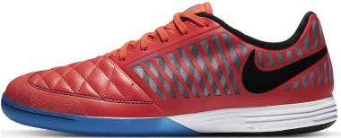 Nike Lunar Gato II IC - Red (580456604)