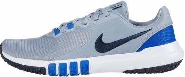 Nike Flex Control 4 - Obsidian Mist/Dark Obsidian-game Royal (CD0197401)