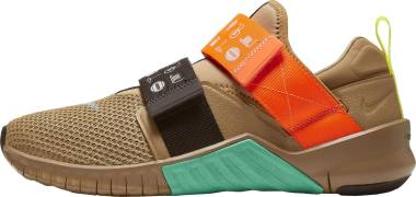 Nike Free Metcon 2 UT - Beechtree Total Orange Velvet Brown