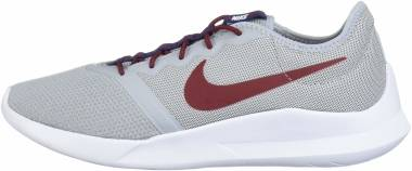 Nike Viale Tech Racer - Wolf Grey/Team Redblue Void (AT4209005)