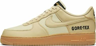Nike Air Force 1 Gore-Tex - Gold