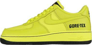 Nike Air Force 1 Gore-Tex - Yellow (CK2630701)