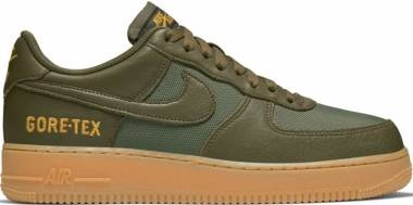 Nike Air Force 1 Gore-Tex - Medium Olive Sequoia Gold Black (CK2630200)