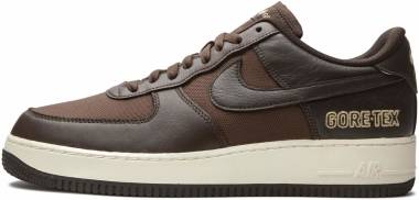 Nike Air Force 1 Gore-Tex - Brown (CT2858201)